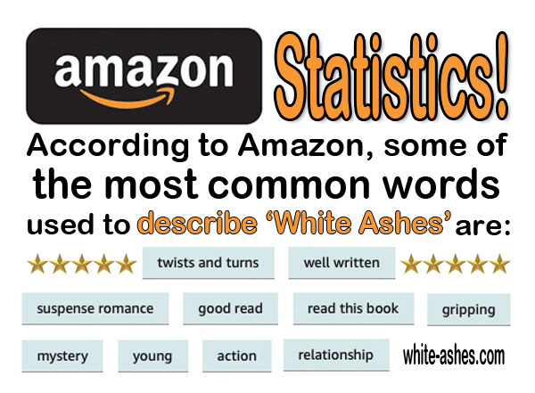 White Ashes Amazon Comments